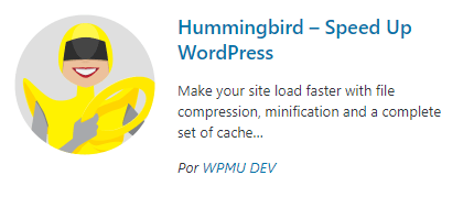 Plugin cache - Hummingbird
