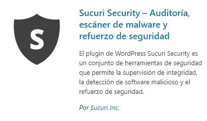securi security - plugins de seguridad