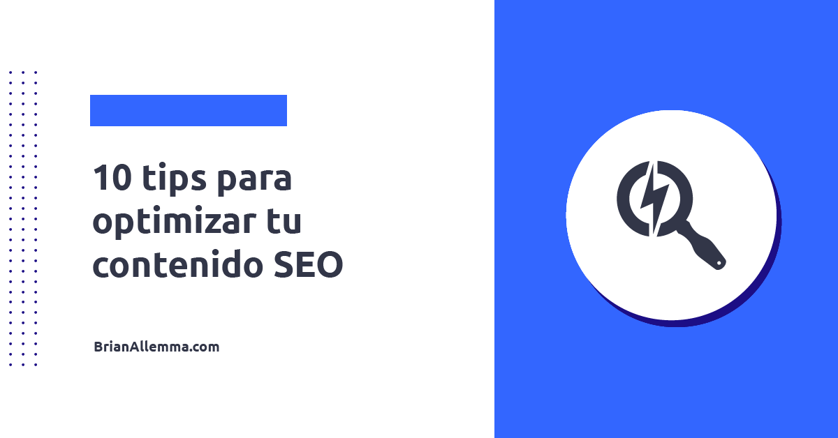 10 tips para optimizar textos seo